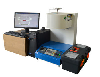 China LCD Plastic Testing Machine , rubber Melt Flow Rate Tester MFR +MVR+PC distributor