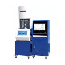 China Oscillating Rheometer Rubber Testing Machine ,Computeried Rubber Test Rheometer Mooney Viscometer distributor