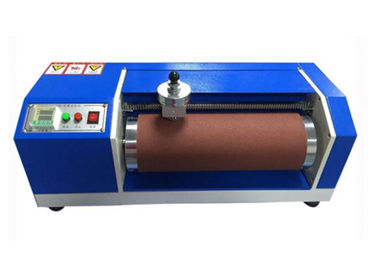 China Abrasion Test  Rubber Testing Machine , Rubber Materials Din Abrasion Resistance Tester distributor