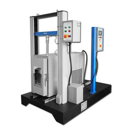 China Temperature Tension Rubber Test Machine, Digital High Rubber Temperature Tensile Strength Tester factory