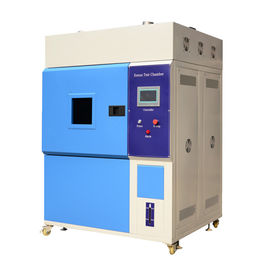 China Painting Environmental Test Chambers / Temperature Control Xenon Lamp Aging Testing Chamber factory
