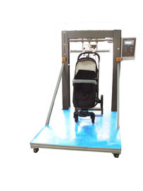 China Customized LED Strollers Testing Machine , Lift Down Durable Testing Machines factory