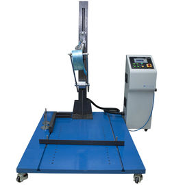 China Easy To Operate Electronic Package Testing Equipment , Single Wing Package Impact Tester factory