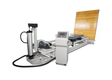 China PLC Controlled Digital Incline Impact Testing Machine / Carton Package Falling Impact Tester distributor