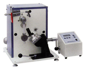 China Tensile Rubber Testing Machine , BS-5131 Standard Shoe Heel Impact Fatigue Test Equipment factory