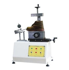 China 50HZ Electric Rubber Testing Machine , Shoe Sole And Upper Peel Strength Testing Equipment factory