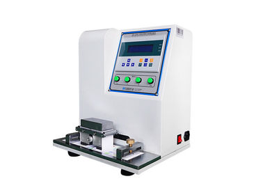 China Automatic Paper Testing Equipments , Carton Compression Tester With LCD Touch Screen factory