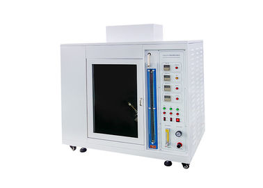 China Microcomputer Plastic Testing Machine , Combustion Flammability Test Equipment factory
