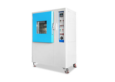 China Electronic Anti Yellowing Rubber Testing Machine , Electronic UV Aging Test Chamber factory