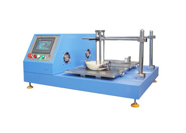 China BS 7069 Abrasion Resistance Test Machine With 6.5+/-0.2m/min distributor
