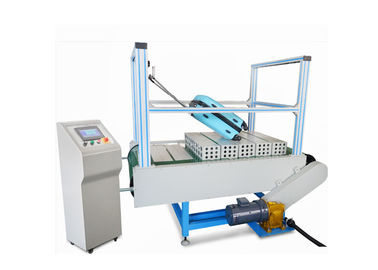 China Leather Wheeled Suitcase Tester , Baby Carriages Fatigue Testing Machine factory