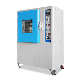 China Automatic Calculation Controller Accelerated Anti-Yellowing UV Aging Tester distributor