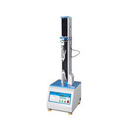 China Automatic Single Column Universal Tensile Testing Machine for Button Force Strength Testing factory