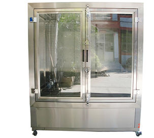 China Electronic Furniture Testing Machines , Home Rain Spray Test Machine factory