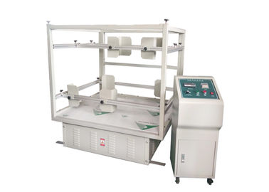 China 5.3 HP Power Capacity Digital Package Testing Equipment , Electronic Carton Transportation Vibration Tester factory