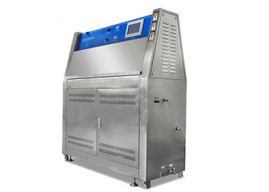 China Programmable Accelerated Weather Testing UV Aging Test Chamber With PID SSR Control factory