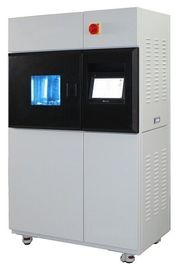 "China Electronic Xenon Lamp Air Cooled Textile Testing Equipment With 10.4"" Touch Screen Control Panel Display distributor"