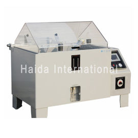 China Neutral Salt Spray Corrosion Test Chamber , PVC Coating Corrosion Testing Equipment factory