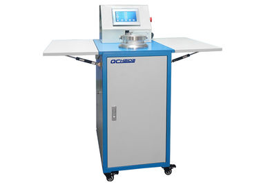 China Automatic Digital Textile Testing Equipment Air Permeability Testing Machine factory