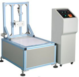 China Beer box Paper Testing Equipments sliding angle , LCD digital display factory