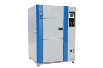 China High And Low Temperature Thermal Shock Chamber For Environmental Climate Simulation Test factory