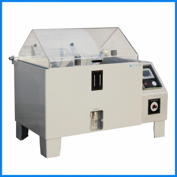 Plastic Board Salt Spray Corrosion Testing Chamber With Multiple Safety Protection Device