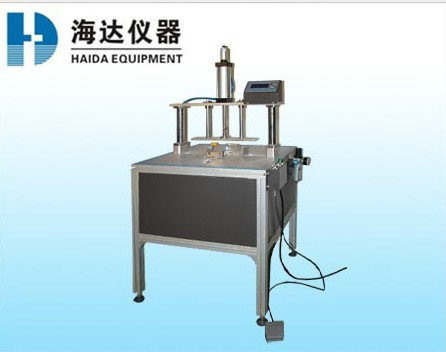 Operate Easily Digital Display Electronic Package Testing Equipment For Carton Box Test