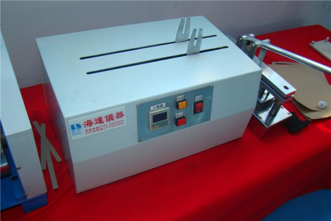 Electric rolling wheel Rubber Testing Machine Standard electric rollers