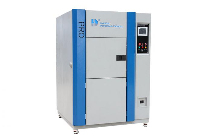 Water Cooling Multi Function Control Environmental Test Chambers Hot And Cold Impact Testing Machine HD-E703-50