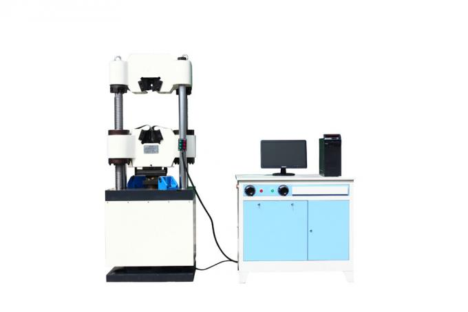 Vertical Electronic Hydraulic Universal Tensile Compressive Strength Testing Machines