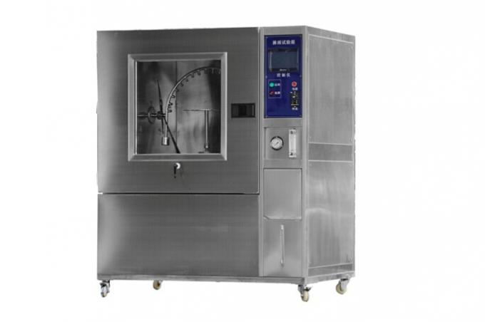 Spray Environmental Test Chambers , Ipx3 Ipx4 Standard Automatic Corrosion Test Chamber