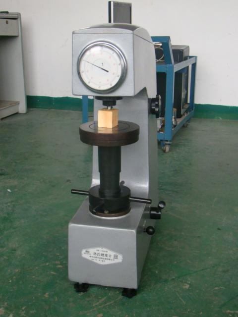 Electronic hardness Rubber Testing Machine Computer-controlled