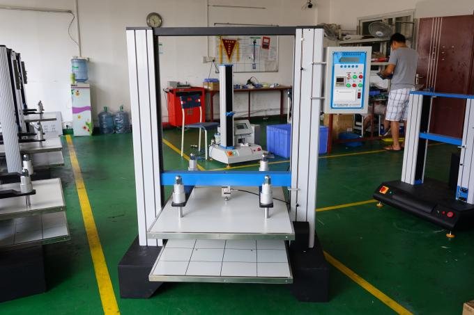 Tensile TAPPI-T804 Carton Compression Tester , Paper Compression Strenth Testing Machines