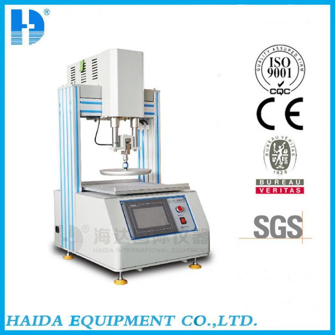 Electronic Furniture Testing Machines , Foam Reciprocating Compression Dynamic Fatigue Testing Machine