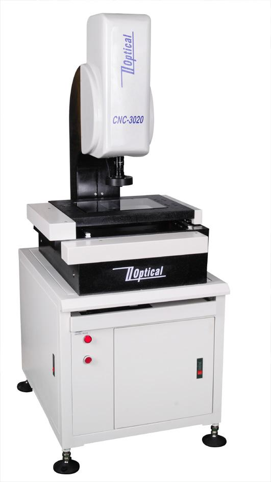 LED Auto CAD High Accuracy Optical Measuring Devices , Optical Measuring Machine