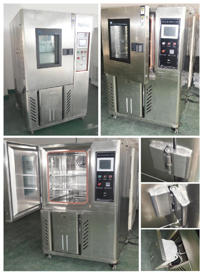 Customized Temperature Humidity Environmental Testing Equipment For Electronic / Food