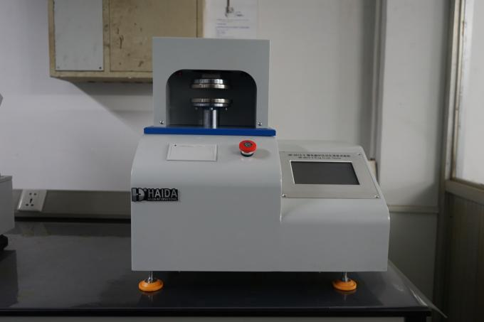 Multi-fuction Electronic Paper Testing Equipments , LCD Carboard Ring  Crush Tester