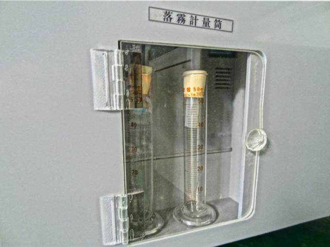 Programmable Salt Spray Corrosion Test Chamber Easy Operation