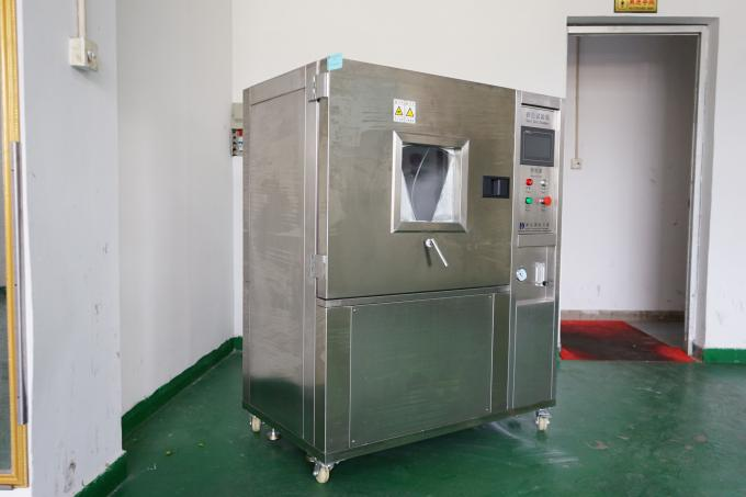 Customized Experimental Dust Resistance Test Chamber For Climate Test