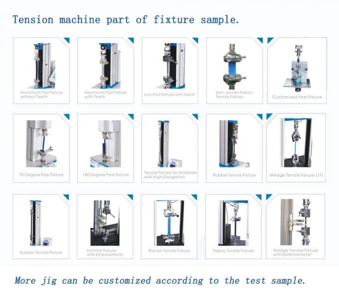 PC Tensile Testing Machine, Bending,Compression, Tension Tensile Strength Tester For Sale