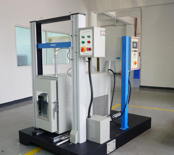 Computer Servo Material Tensile Compression Strength Testing Machine With PC Control