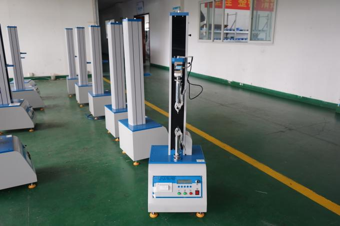 Bend / Peel / Tensile Strength Tester 2KN With Microcomputer Display / Single Column