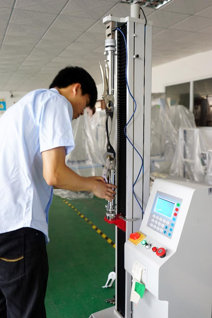 Rubber Tensile Testing Machines Digital Tensile Strength Tester for Fabric,Rubber,Plastic