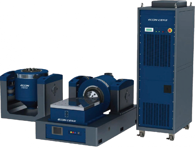 Air - Cooled Vibration Test System With Temperature Humidity Test Chamber