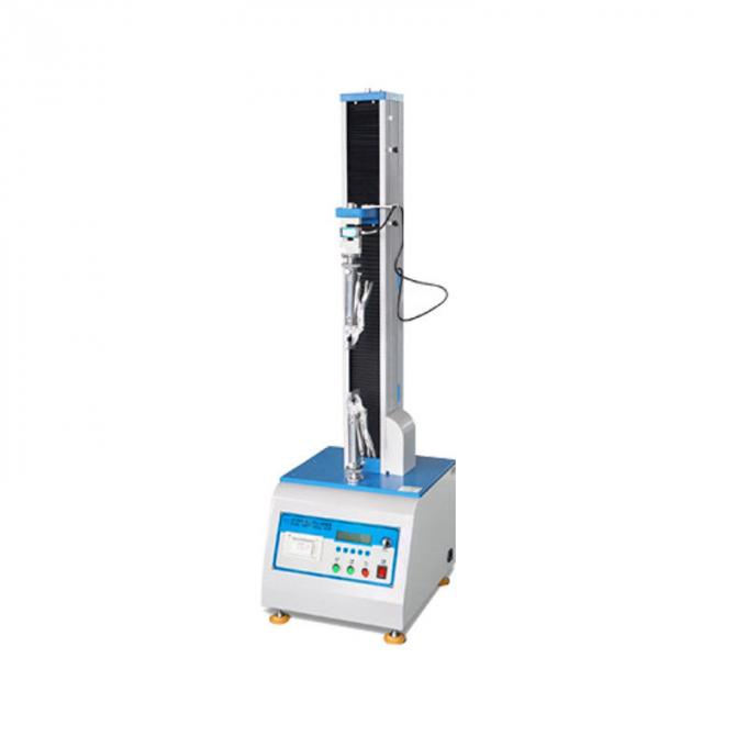 Automatic Single Column Universal Tensile Testing Machine for Button Force Strength Testing