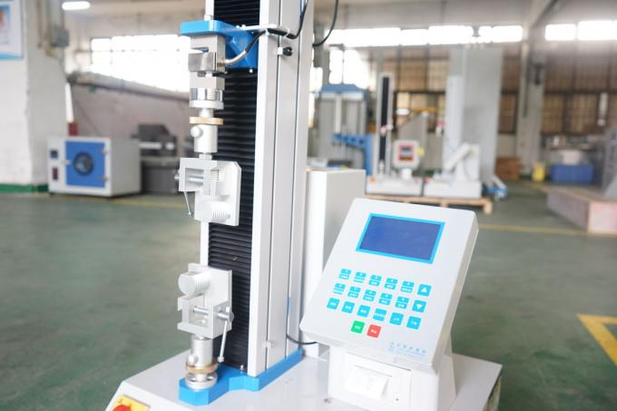Strength Furniture Testing Machines , Foam Tear Resistance Tensile Strength Testing Machine