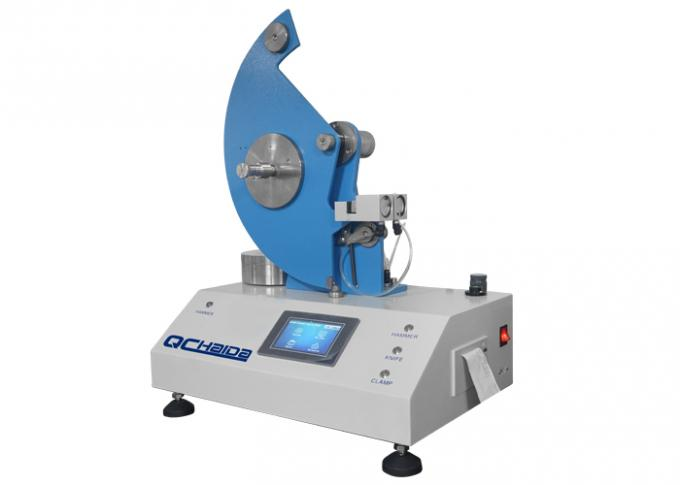Paper Testing Equipment / Elmendorf Tear Strength Tester With ASTM  D1424 for Fabrics Textile