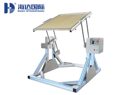 Digital Angle Display 100 Degree Rotary Table Strollers Testing Machines