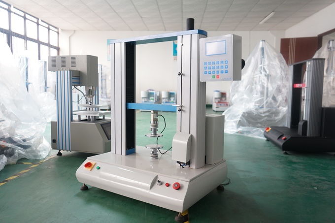 Computer Control Paper Testing Equipments , Universal Paper Testing machine
