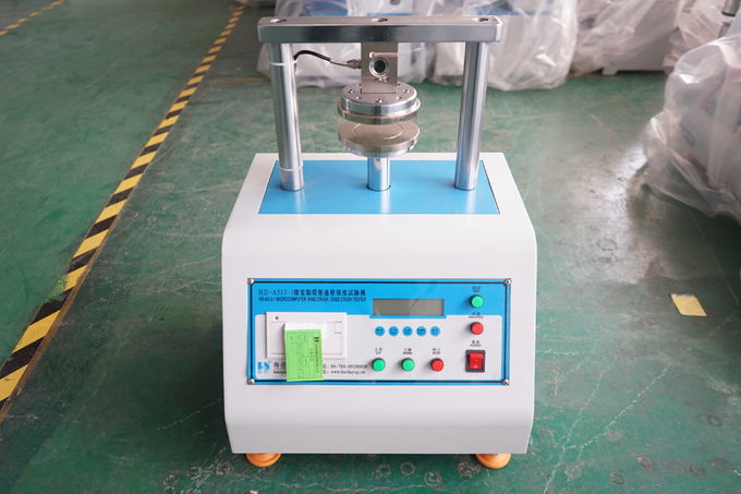 Paper and Paperboard Testing , Ring Crush Tester and Edge Compressive Tester , Paper Testing Equipments